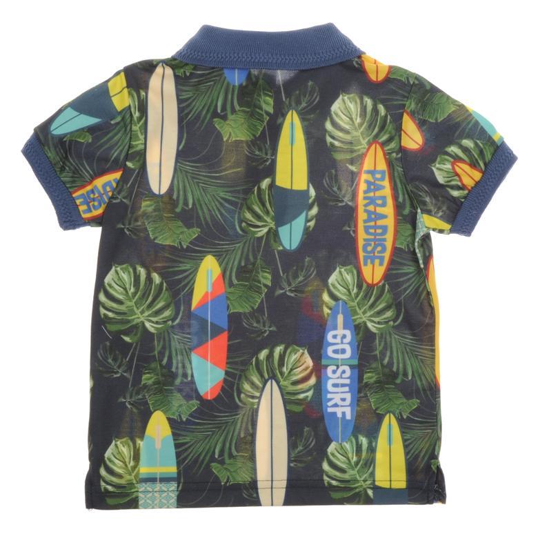 Erkek Çocuk Pike T-shirt 1810853100