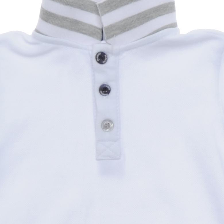 Erkek Bebek Pike T-shirt 1810889100