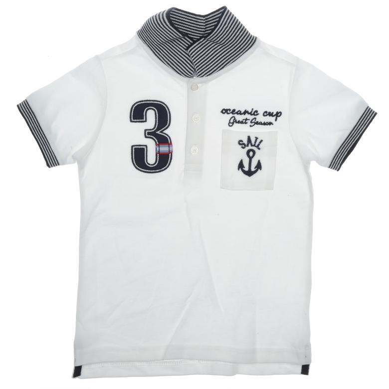 Erkek Çocuk Pike T-shirt 1810854100