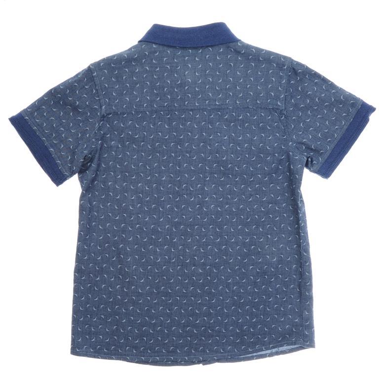 Erkek Çocuk Kısa Kollu Gömlek 1811202100