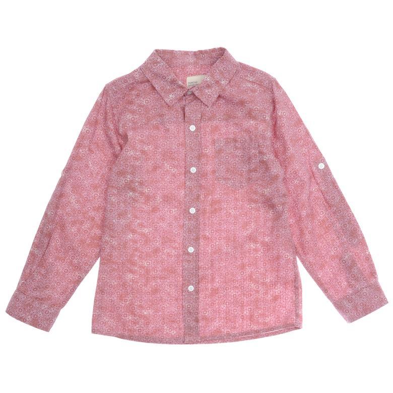 Erkek Çocuk Uzun Kollu Gömlek 1811203100