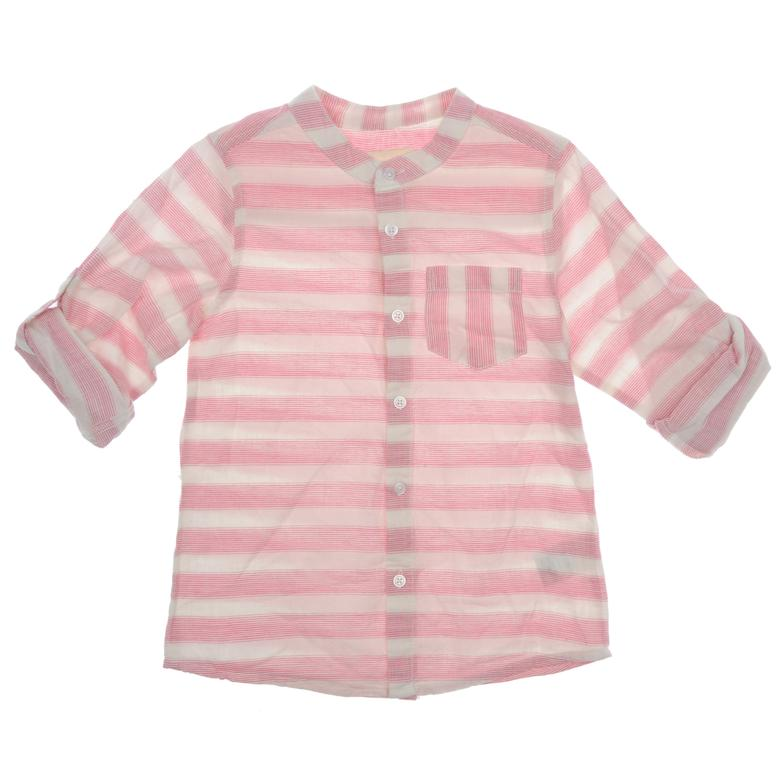 Erkek Çocuk Uzun Kollu Gömlek 1811240100