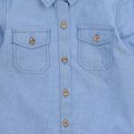 Erkek Çocuk Uzun Kollu Gömlek 1811252100