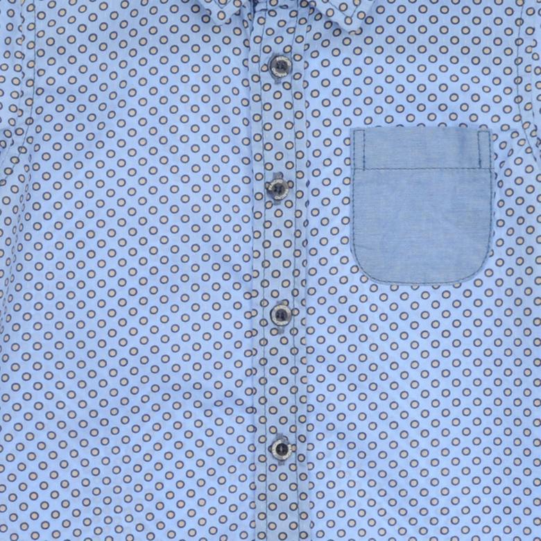 Kısa Kollu Gömlek 1811253100