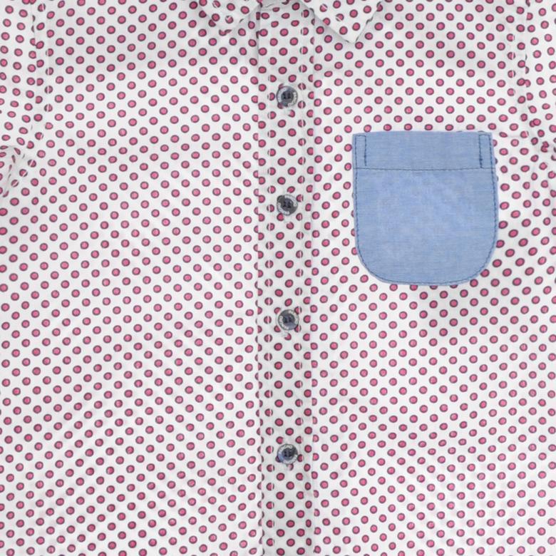 Erkek Çocuk Kısa Kollu Gömlek 1811253100