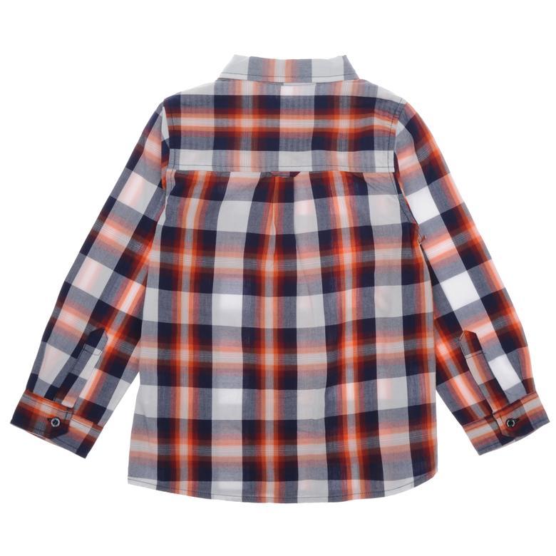 Erkek Çocuk Uzun Kollu Gömlek 1811263100