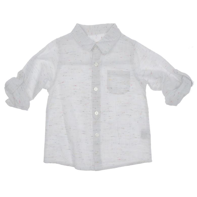 Uzun Kollu Gömlek 1811266100