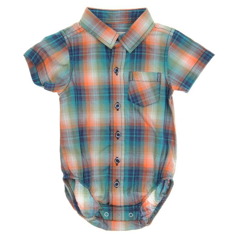 Erkek Bebek Body Gömlek 1811271100