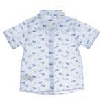 Erkek Çocuk Kısa Kollu Gömlek 1811267100