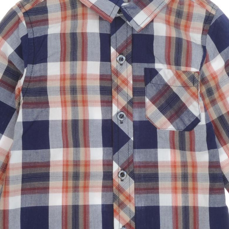 Uzun Kollu Gömlek 1811280100