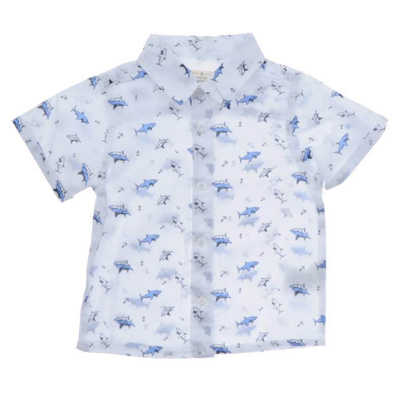 Kısa Kollu Gömlek 1811283100
