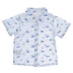 Erkek Bebek Kısa Kollu Gömlek 1811283100