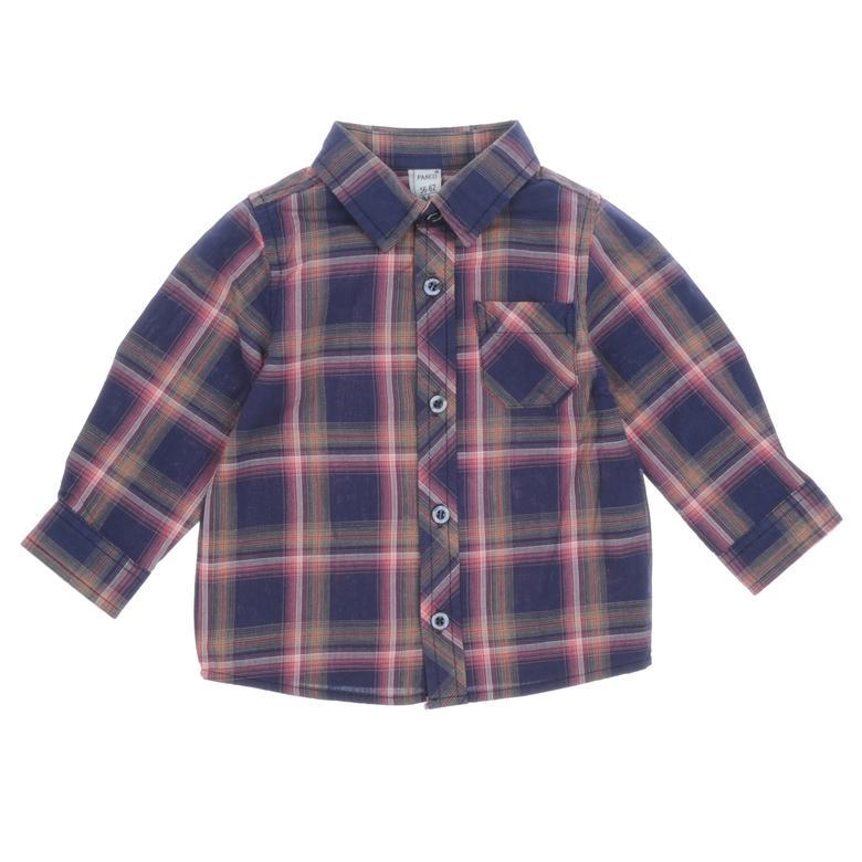 Erkek Bebek Uzun Kollu Gömlek 1811280100