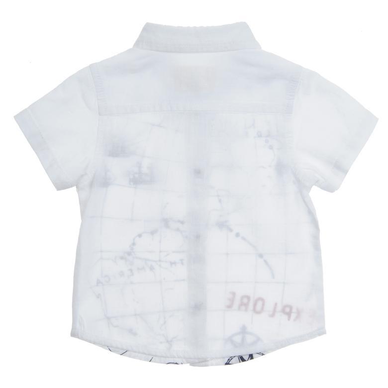Kısa Kollu Gömlek 1811292100