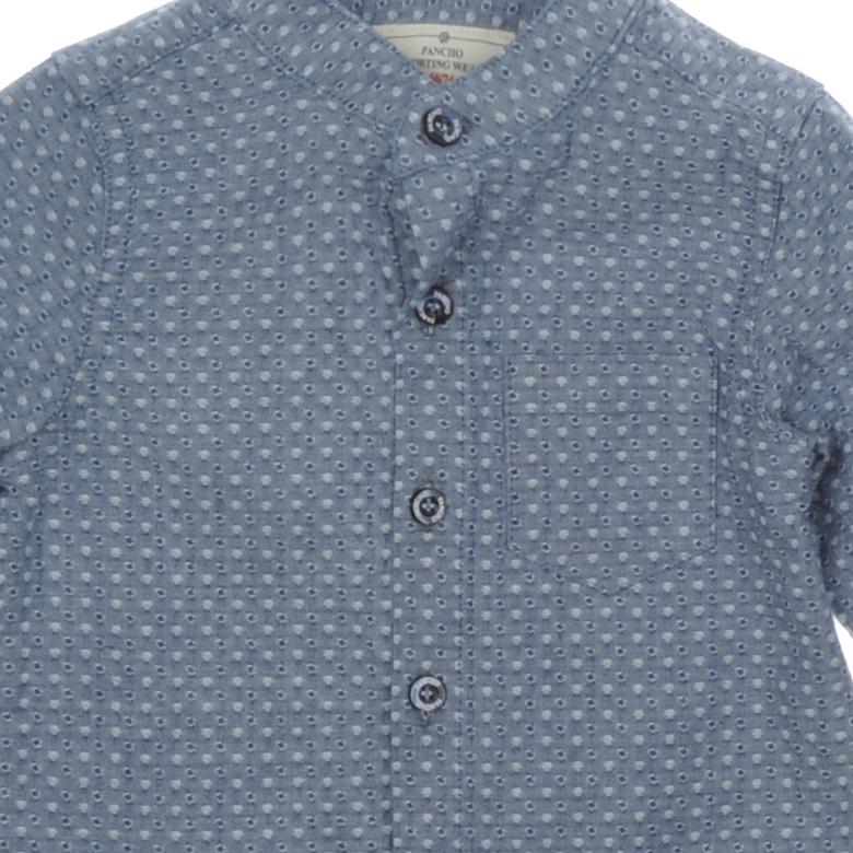Erkek Bebek Uzun Kollu Gömlek 1811295100