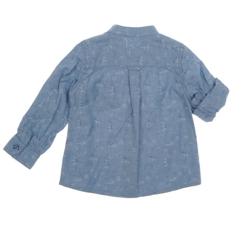 Uzun Kollu Gömlek 1811295100