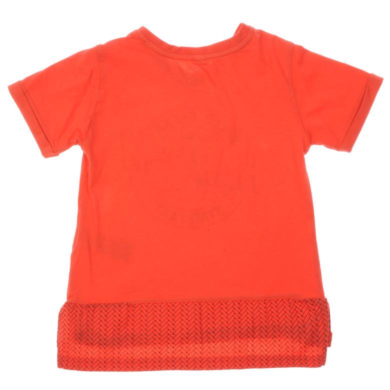 Erkek Çocuk V Yaka T-Shirt 1811765100