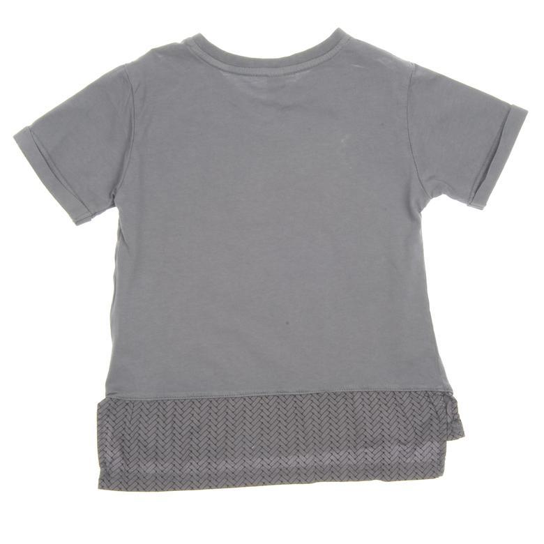 V Yaka T-Shirt 1811765100