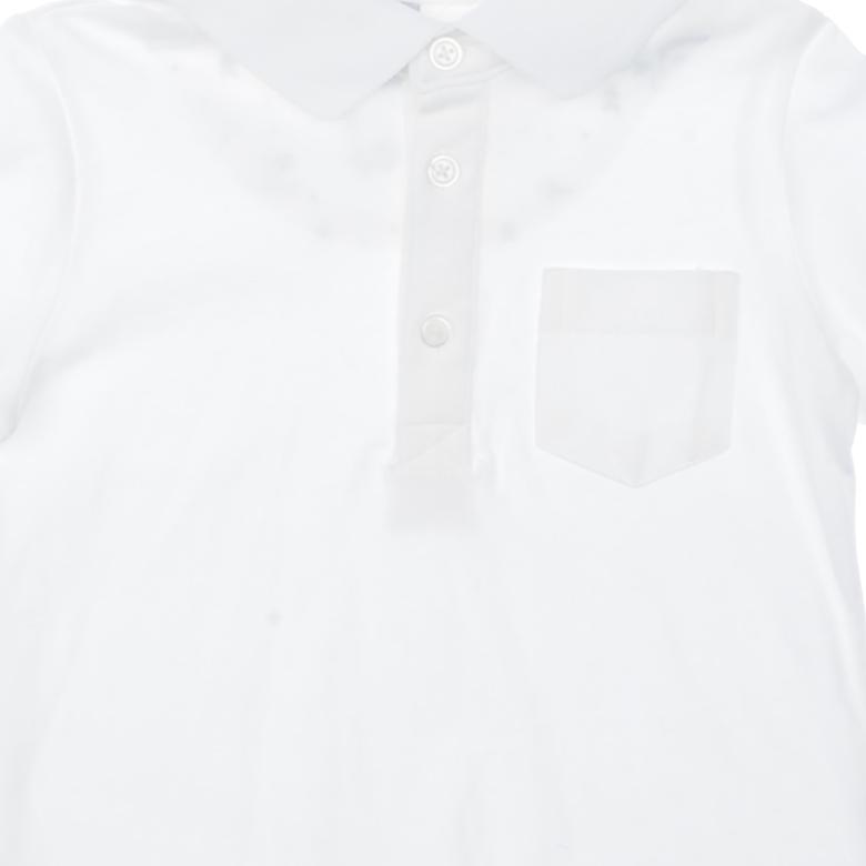 Erkek Bebek Yakalı T-Shirt 1811791100