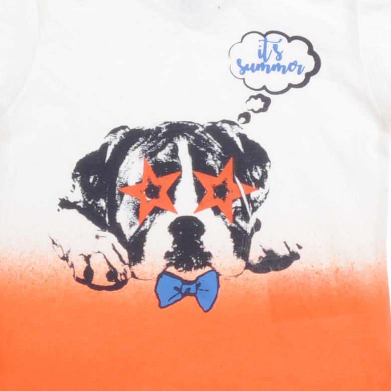 Erkek Bebek V Yaka T-Shirt 1811798100