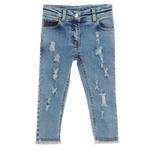 Kız Çocuk Denim Pantolon 1812167100