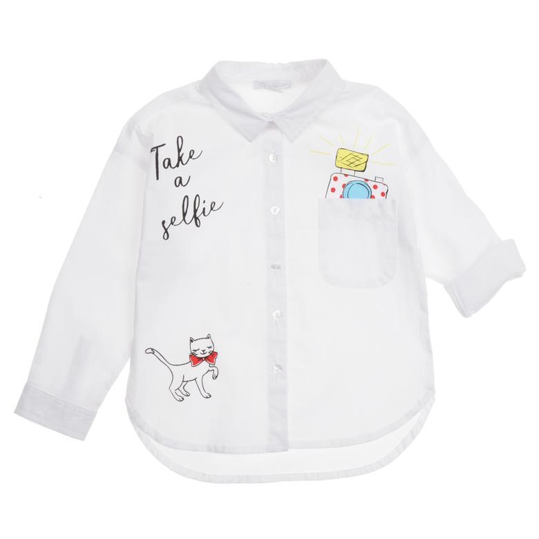 Kız Çocuk Gömlek 1812252100