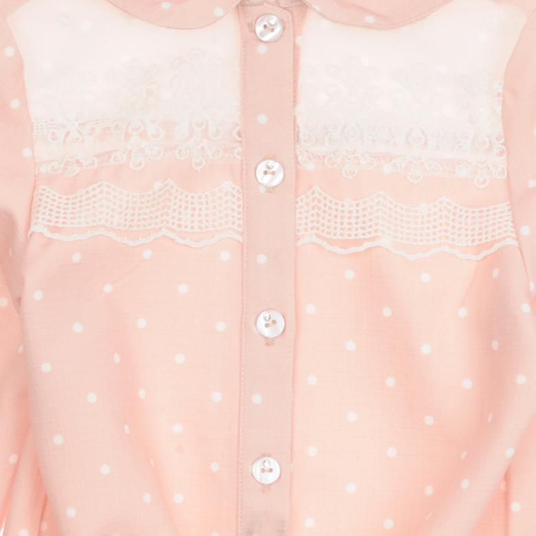Kız Çocuk Gömlek 1812255100