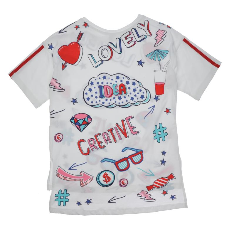 Kız Çocuk T-Shirt 1813004100