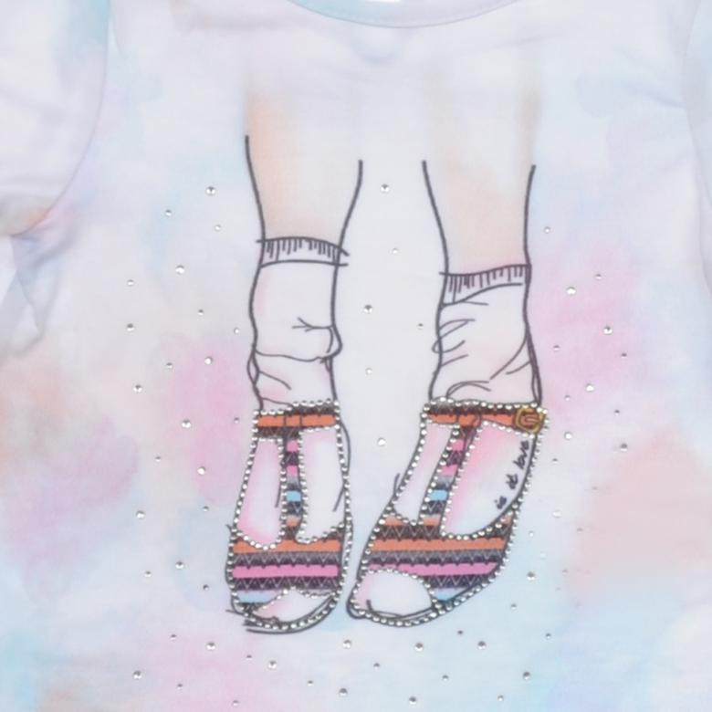 Kız Çocuk T-Shirt 1813031100
