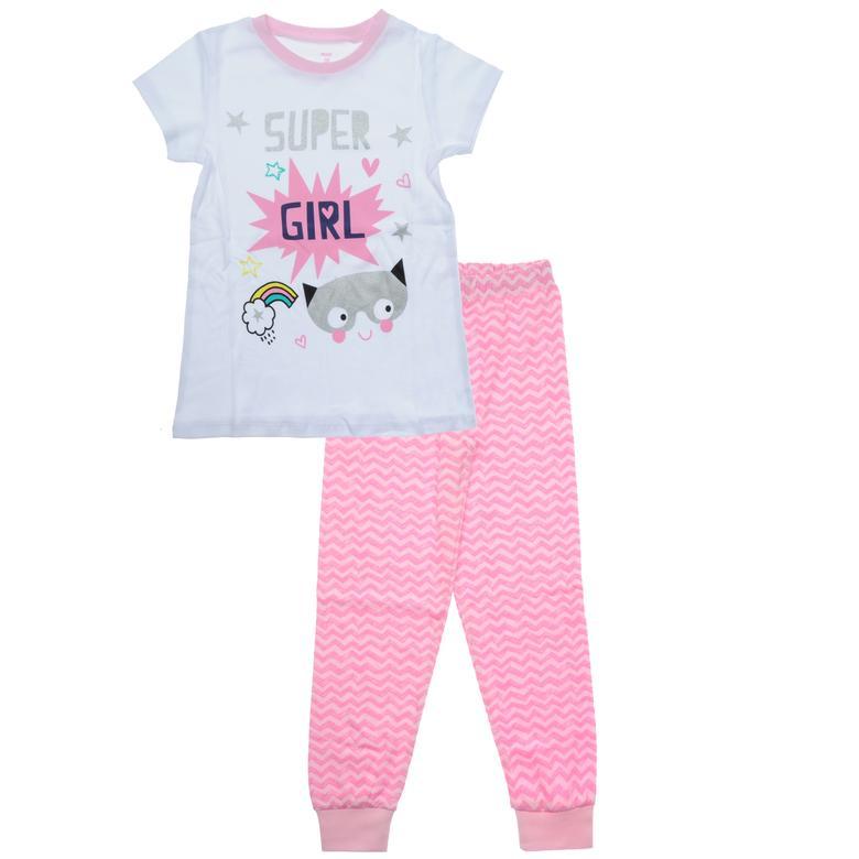 Kız Çocuk Pijama Takımı 1815200100