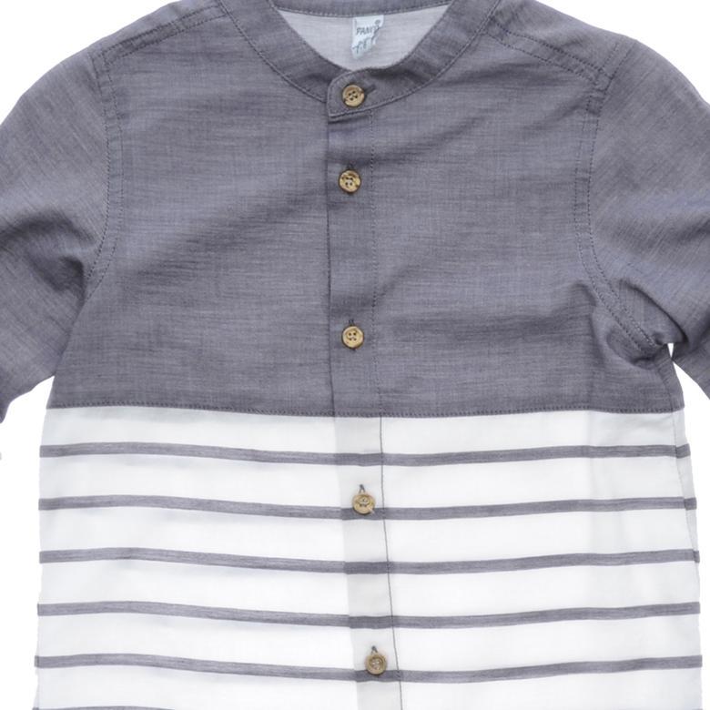 Erkek Çocuk Uzun Kollu Gömlek 1711207100