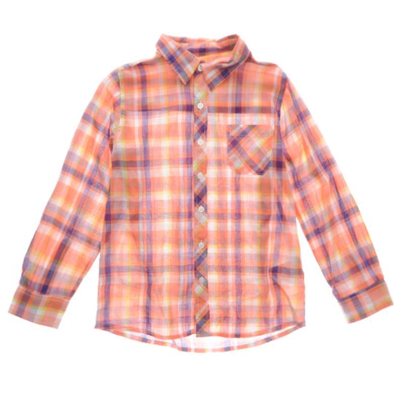 Erkek Çocuk Uzun Kollu Gömlek 1711209100