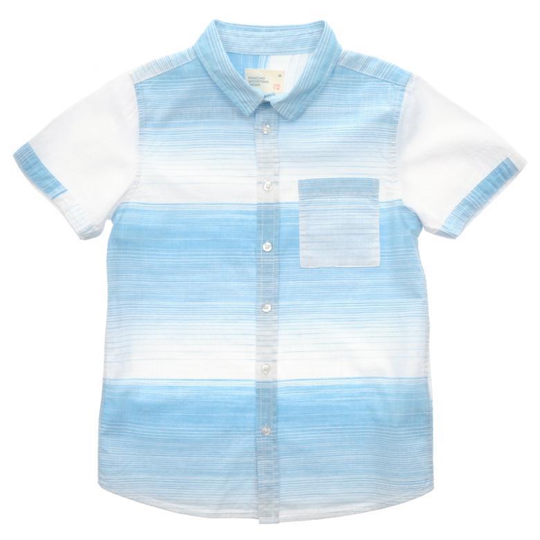 Erkek Çocuk Kısa Kollu Gömlek 1711215100