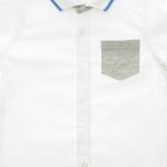 Erkek Çocuk Kısa Kollu Gömlek 1711261100