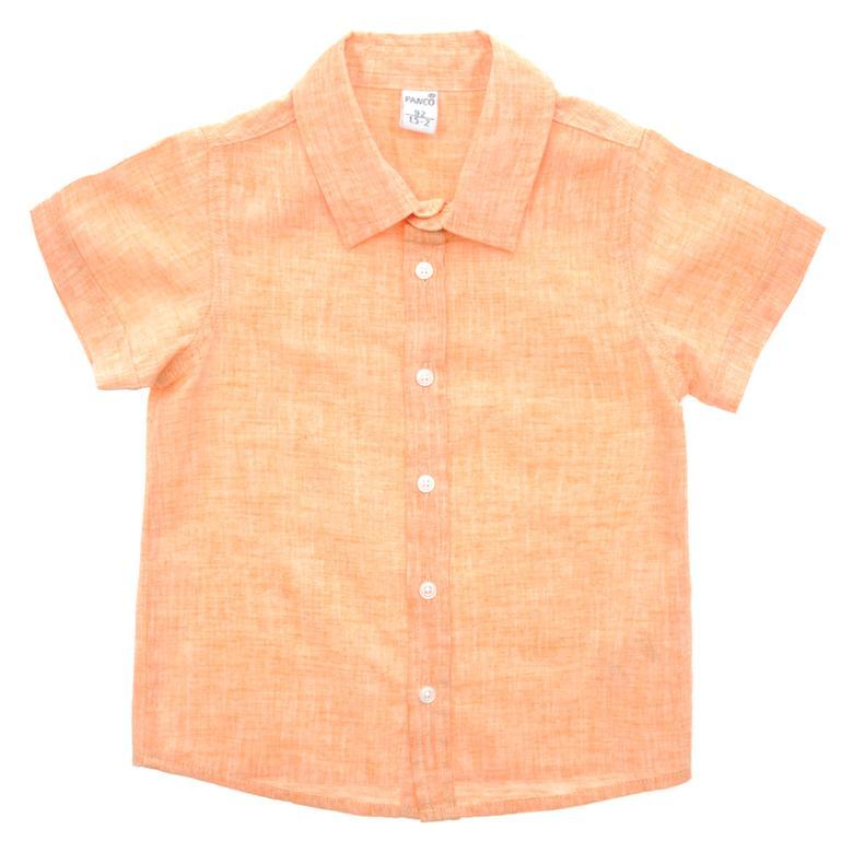 Erkek Çocuk Keten Gömlek 1711272100
