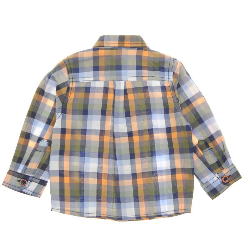 Erkek Bebek Uzun Kollu Gömlek 1711298100