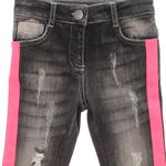 Kız Çocuk Denim Pantolon 1712158100