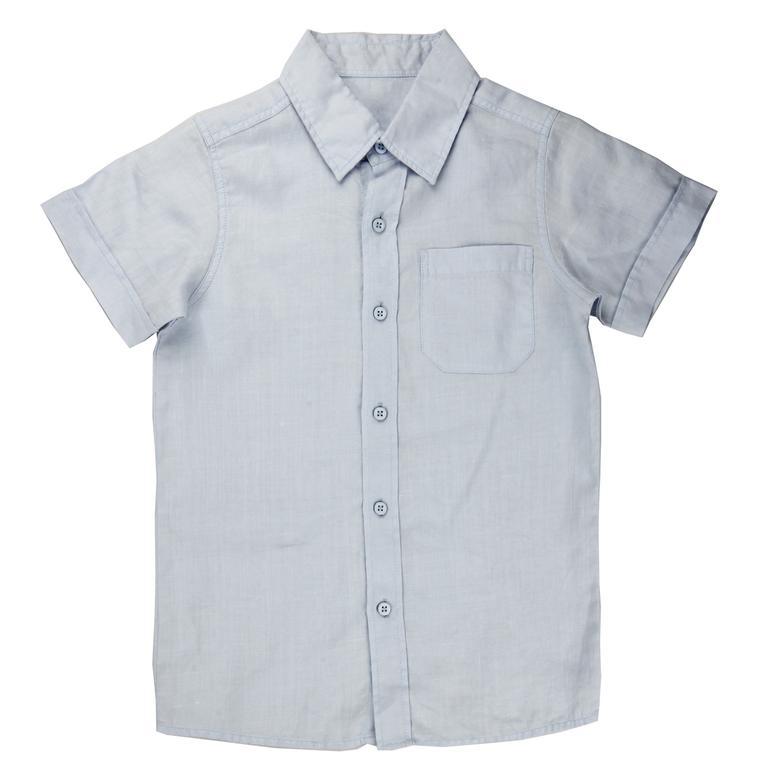 Erkek Çocuk Keten Gömlek 1411203100