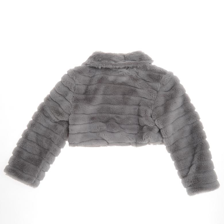 Kız Çocuk Kürk Bolero 1725450100