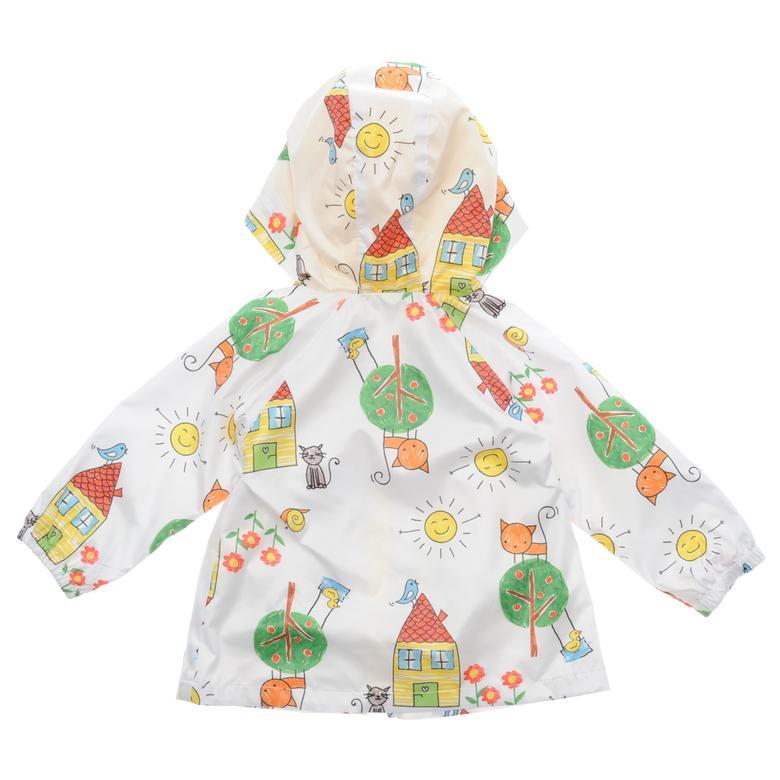 Kız Bebek Yağmurluk 1718690100