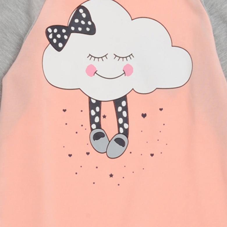 Kız Çocuk Pijama Takımı 1725251100