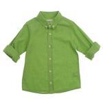 Erkek Çocuk Basic Keten Gömlek 9931251100