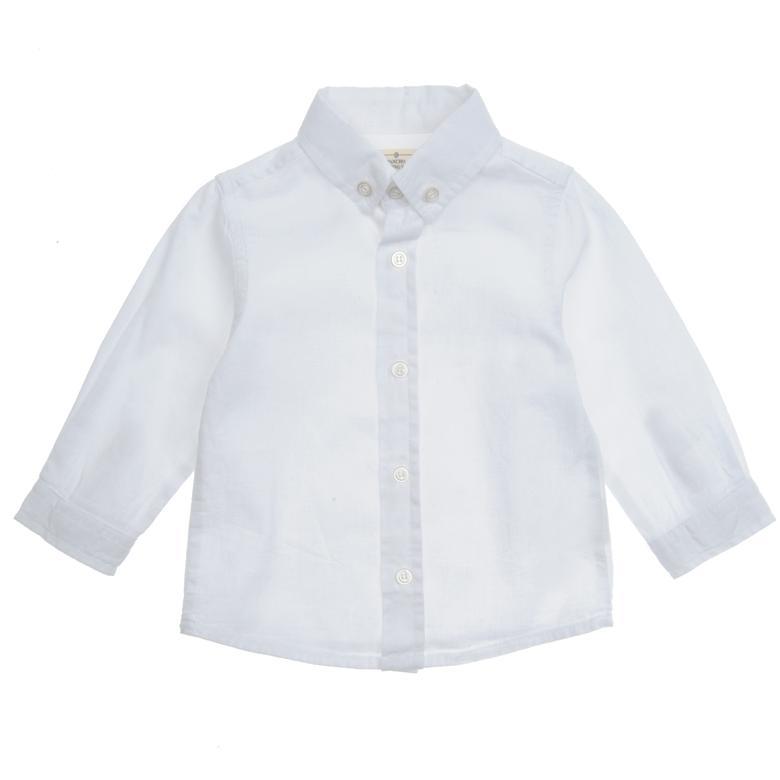 Basic Keten Gömlek 9931291100