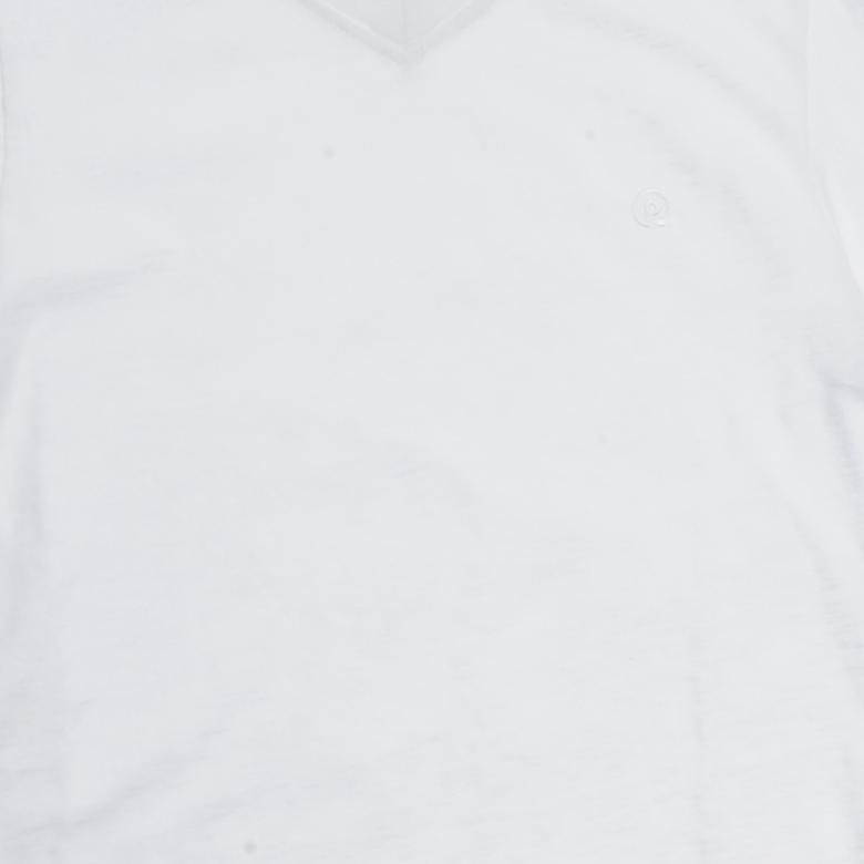 Basic V Yaka T-Shirt 9931700100