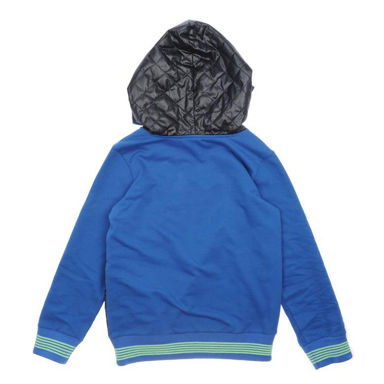 Erkek Çocuk Kapşonlu Sweatshirt 1721602100