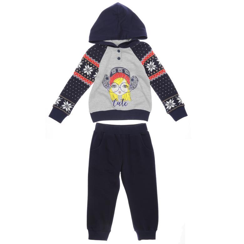 Kız Çocuk Eşofman Takımı 1724154100