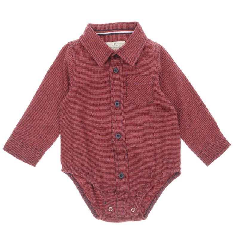 Erkek Bebek Body Gömlek 1721282100