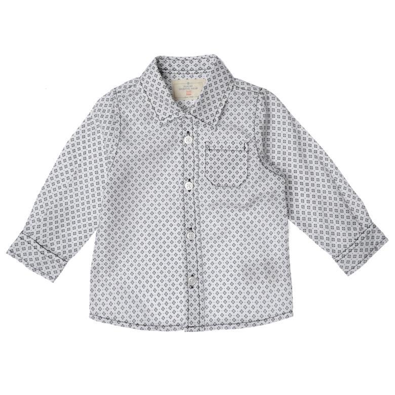 Erkek Bebek Gömlek 1721296100