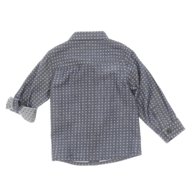 Erkek Bebek Gömlek 1721298100