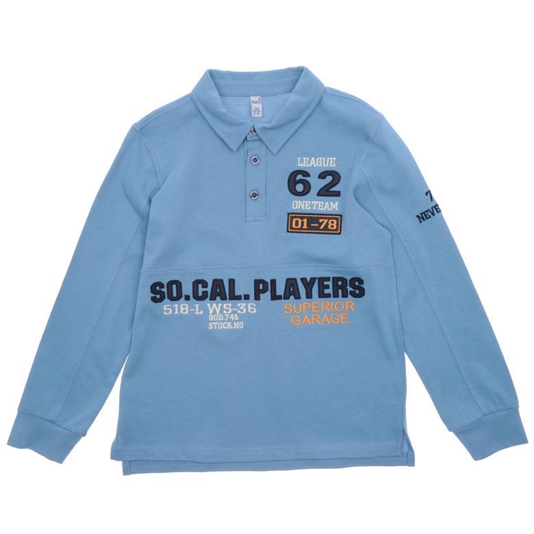 Yakalı Sweatshirt 1721609100